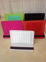 "Sucker universal case for 7"" tablets with stand,many colors are available"