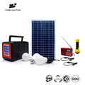 Pay as you go solar system home light with Prepaid Software