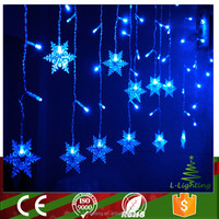 hot sale waterproof holiday decorative led icicle light for window