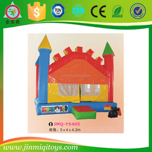 Good quality inflatable bouncy castle/inflatable bouncer jumper trampoline