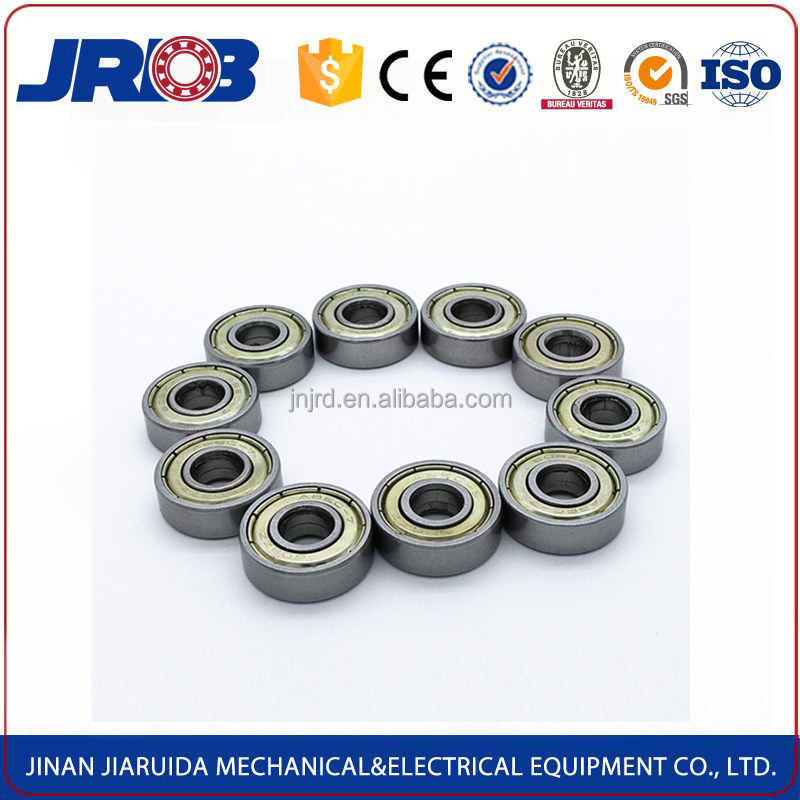 JRDB high quality deep groove 608 ball bearing shandong manufacturer