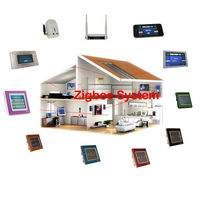 Zigbee HA wireless smart android wifi remote control light switch for home automation