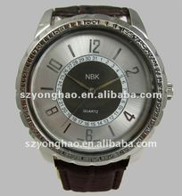 2012 New Fashion Ladies Genuine Leather Watches Top Brand
