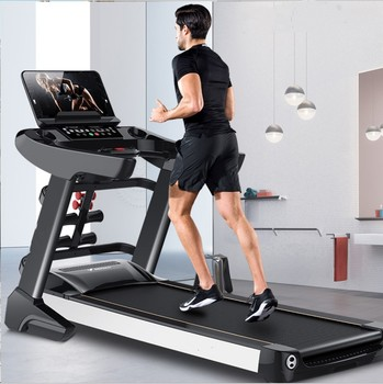 gym commercial grade treadmill wide runway large running fitness equipment/commercial or home treadmill