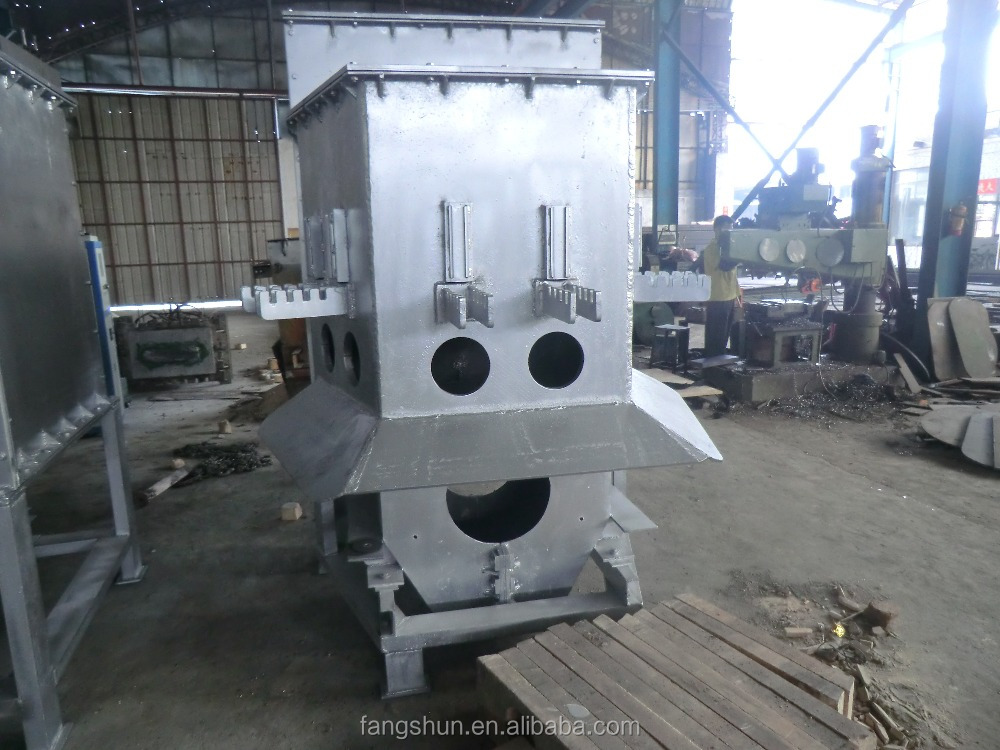 China's First-Class casting furnace for melting copper,brass, aluminium