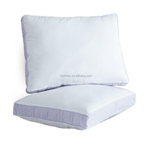 Quality Microfiber Luxury Bedding MICROFIBER PILLOW, Hypo-Allergenic, 100% Cotton with Stylish Design