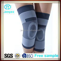 Medical standard elastic knee support