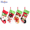 "Personalized 20"" Christmas stocking with 3D colorful design"