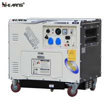 Hot sale patent product 5KVA super silent italy generator