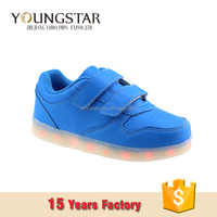 New Arrival Led Low Price 2016 Latest Design 2016 New Women Led Men Leather Casual Shoes Dubai Shoes