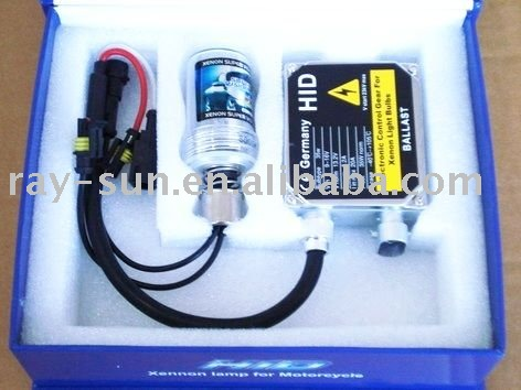 motor hid xenon kit lamp
