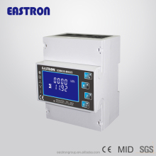 M-bus Three Phase Energy Meter SDM630-Mbus Multi functional power meter 0.5~100A direct load