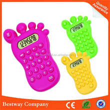 Mini foot shape calculator 8 digit