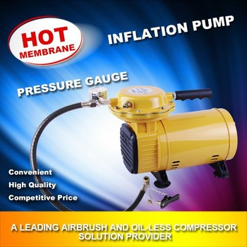 silent air compressor AS-09W