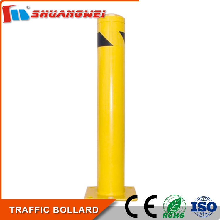 Superior Quality Steel 1044mm removable traffic bollard