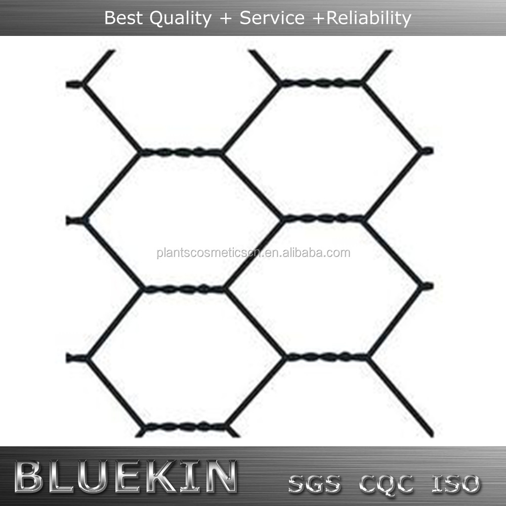 rabbit netting/hexagonal wire netting (galvanized/pvc coated)