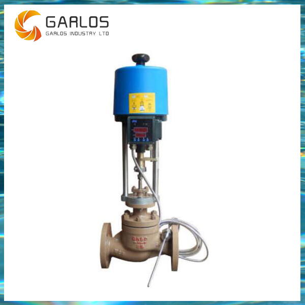 ZZWPE Self-actuated electric temperature control valve