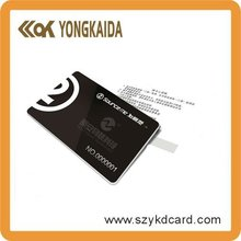 Factory direct sale LF pvc contactless smart card