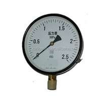 digital bourdon tube pressure meter manometer