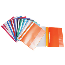 Wholesale customized good quality plastic file report cover