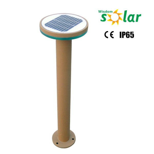 Top Selling 5years Warranty cast iron solar led garden lantern solar garden lighting (JR-CP06)