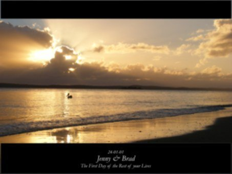 Your Own Sunrise Photo Gallery - Personalised Canvases & Prints