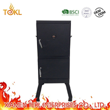 30inch Vertical Charcoal Smoker with Adjustable Cooking Grid