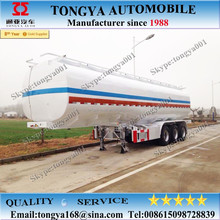 Carbon steel oil tank truck trailer