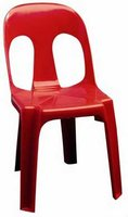 Africa Plastic chair
