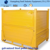 Wholesale Pallet Lockable Storage Cage