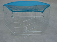 Mid Size Dog Cage