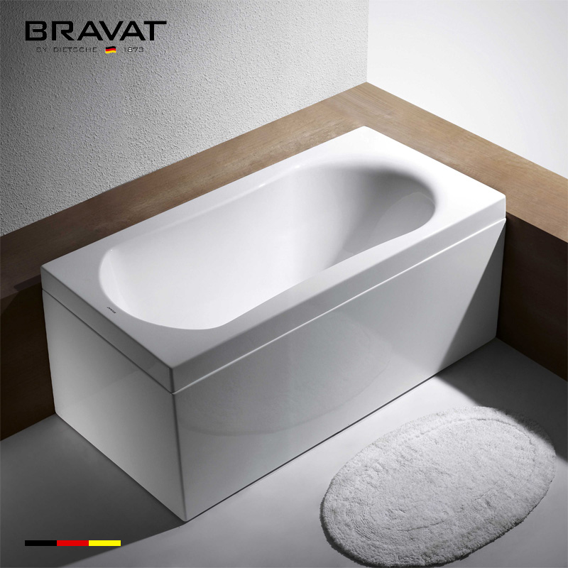 59inch acrylic whirlpool message corner bathtub B25531W-5, View ...
