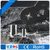 EN CE ROHS Certificated Free Sample Low Voltage Small Order Wire Connector t2 Copper Terminal Lugs