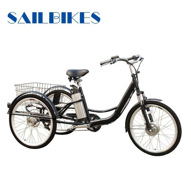 three wheel electric bike three wheel electric motor bike