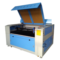 Newly cheap cnc laser cutting 150w 180w reci stainless carbon steel mdf wood acrylic co2 sheet metal laser cutting machine price