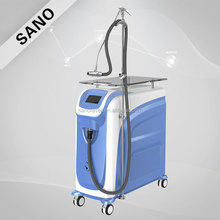 ICOOL air cooling machine/ cold air device reduce pain relief pain used for CO2 laser treatment clinic use