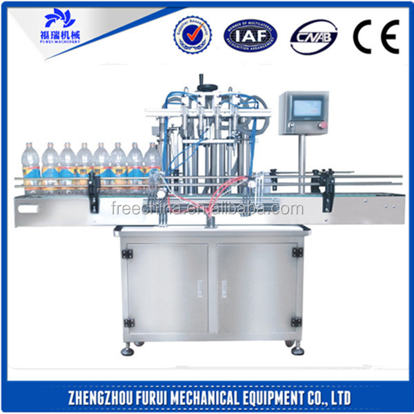 Automatic filling machine/bottle filling machine/water filling machine pure water production line