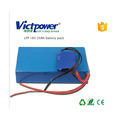 High discharge rate 12V 20Ah LiFePo4 battery pack for A123
