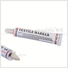 2017 New Kearing Yellow Toothpaste Textile Marker Used For Making In Knitting And Dying Industy