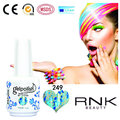 wholesale cheap color uv gel environment friendly colourful polish uv gel