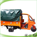 hot selling 3 wheeled cargo tricycle with tarpaulin