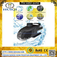 Huiqi garden fountains fish pond submersible pumps motor for water fountain pond pumps