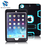 Wholesale premium shockproof tpu tablet back cover case for ipad mini 1 2 3