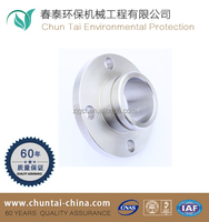 Precision Stainless Steel Neck Flange