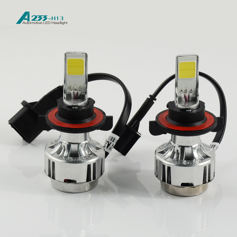 NAO hot sale car led headlight 33W 3000LM Hi-Lo beam auto lamp 12v 10w led