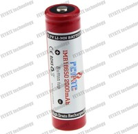 Big Mod 18650 battery for Lavatube/ Vamo V2/vamo v3 and chi you e-cigarette mod tube