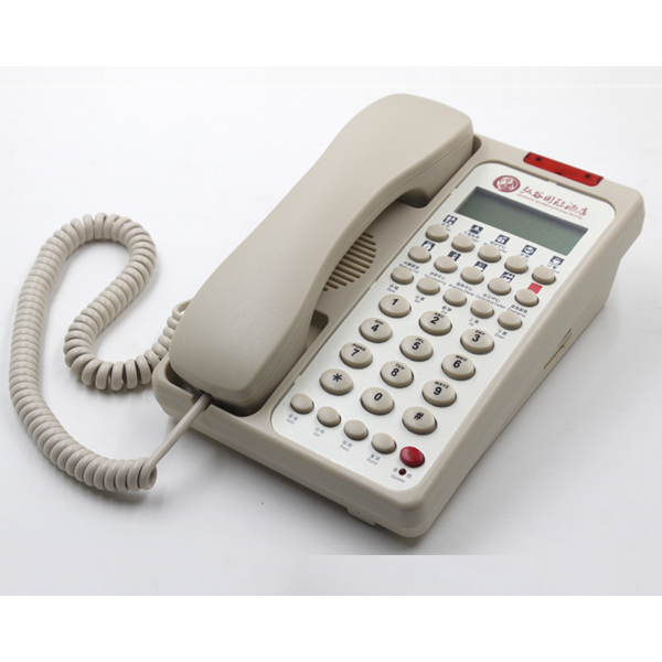 Best price and good quality hotel phone with handsfree and speed dial key function