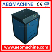 7.5kw 10hp high efficiency variable frequency single stage electric screw air compressor