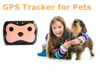GPS Pet Tracker Real Time GPRS Locator Tracker for Small Pets Dogs Cats Tracking