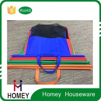 Hot Suppermarket foldable shopping trolley bag
